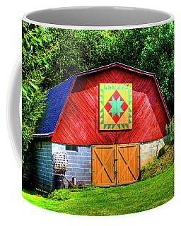 Delectable Mountains Coffee Mug