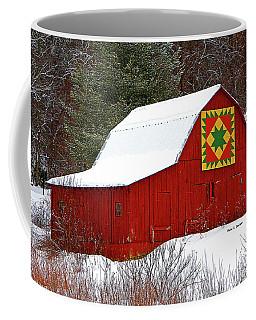 Delectable Mountains Snow Coffee Mug