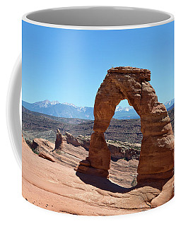 Delicate Arch Arches National Park Coffee Mug