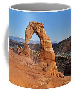 Delicate Arch - D003096 Coffee Mug