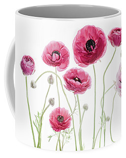 Delicate Arrangement Coffee Mug by Rebecca Cozart