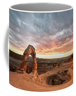 Delicate At Sunset Coffee Mug