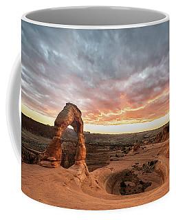 Delicate At Sunset Coffee Mug