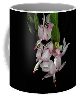 Delicate Floral Dance Coffee Mug