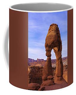 Delicate Landmark Coffee Mug