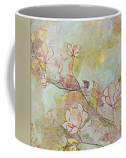 Delicate Magnolias Coffee Mug