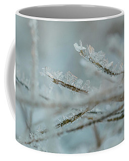 Delicate Morning Frost  Coffee Mug
