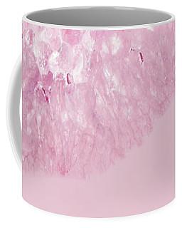 Delicate Pink Agate Coffee Mug