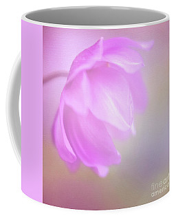 Delicate Pink Anemone Coffee Mug