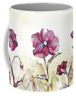 Delicate Poppy II Coffee Mug
