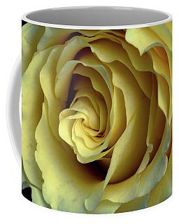 Delicate Rose Petals Coffee Mug