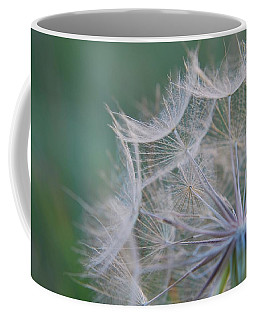 Coffee Mug featuring the photograph Delicate Seeds by Amee Cave