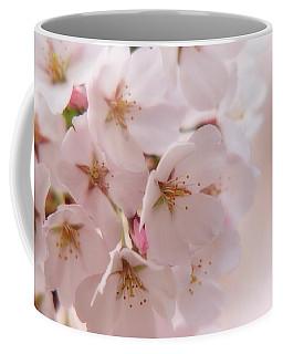 Delicate Spring Blooms Coffee Mug