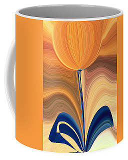 Delighted Coffee Mug by Tim Allen