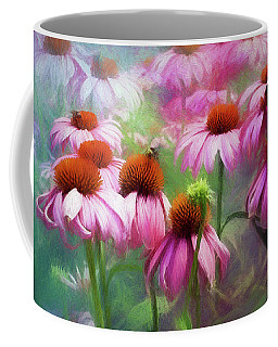Delightful Coneflowers Coffee Mug