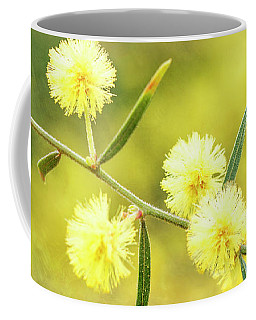 Coffee Mug featuring the photograph Delights Of An Aussie Spring by Linda Lees