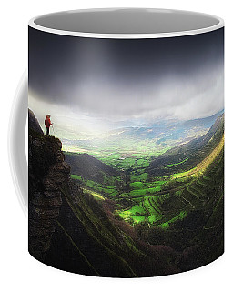 Delika Canyon Coffee Mug