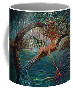 Deliverance Coffee Mug by Claudia Goodell
