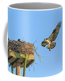 Delivering Breakfast Coffee Mug