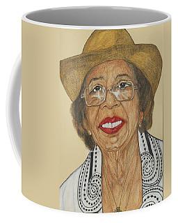 Della Willis Portrait Coffee Mug