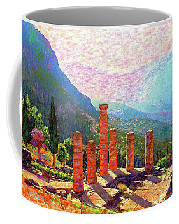 Delphi Magic Coffee Mug