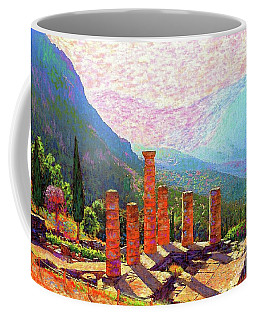Delphi Magic Coffee Mug by Jane Small