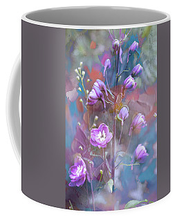 Delphinium Dream Coffee Mug