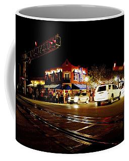 Delray Beach Railroad Crossing Coffee Mug