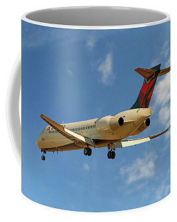 Delta Airlines Boeing 717-200 Coffee Mug