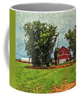 Delta Barn Coffee Mug