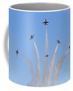 Delta Burst Coffee Mug