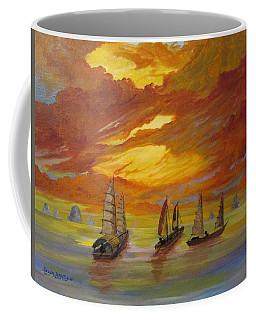Delta Dawn Coffee Mug