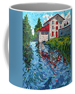 Delta Morning Coffee Mug
