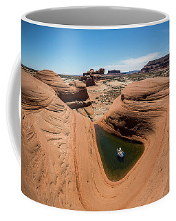 Delta Pool 2 Coffee Mug