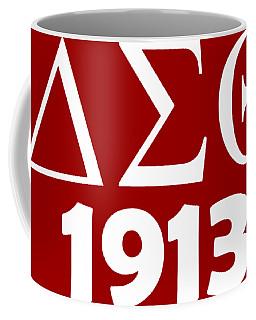 Delta Sigma Theta 1913 Coffee Mug