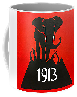 Delta Sigma Theta Elephant  Coffee Mug
