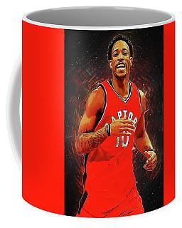 Demar Derozan Coffee Mug