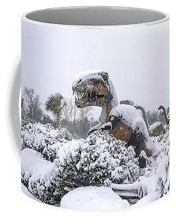Demise Of The Dinosaurs Coffee Mug