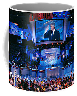 Democratic Convention At Staples Coffee Mug