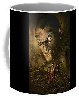 Demonic Evocation Coffee Mug