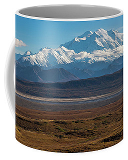 Denali Coffee Mug by Brenda Jacobs