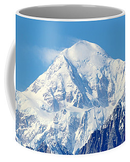 Denali From Denali Viewpoint South Coffee Mug