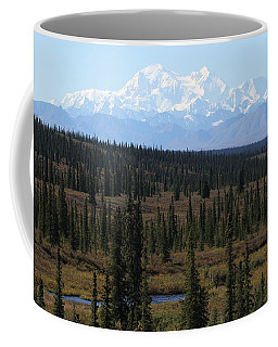 Denali From The Denali Highway Coffee Mug
