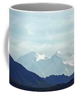 Denali In The Evening Coffee Mug