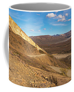 Denali National Park Coffee Mug by Brenda Jacobs