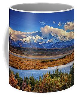 Denali, The High One Coffee Mug