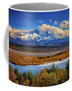 Denali, The High One Coffee Mug