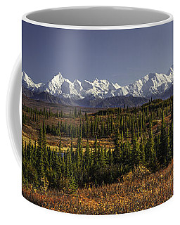 Denali Tundra Coffee Mug
