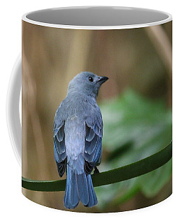 Denim Blue Coffee Mug