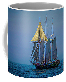 Denis Sullivan - Three Masted Schooner Coffee Mug